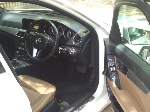 Mercedes Benz C-Class 220 2012 MT for sale