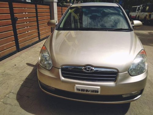 Hyundai Verna 2006-2009 CRDi ABS MT for sale