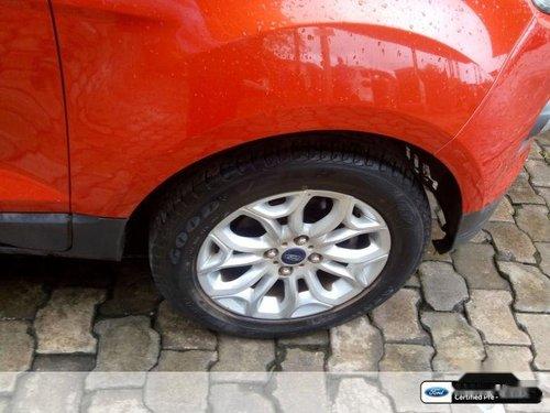 Used 2013 EcoSport 1.0 Ecoboost Titanium  for sale in Goa