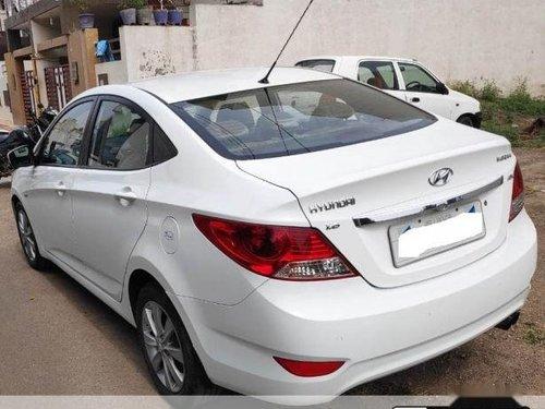 Used 2012 Verna 1.6 SX  for sale in Rajkot