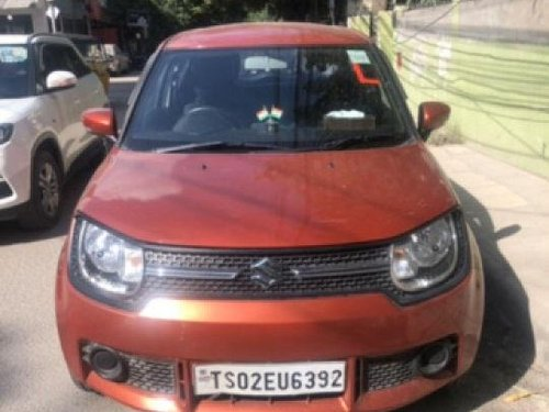 Used 2017 Maruti Suzuki Ignis AT for sale