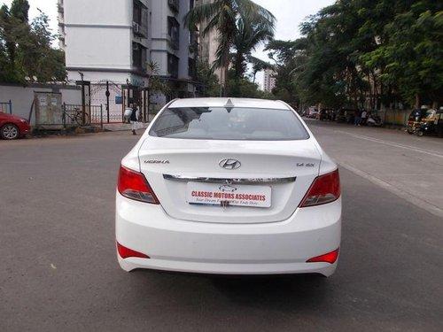 Used 2017 Verna 1.6 VTVT AT SX  for sale in Mumbai