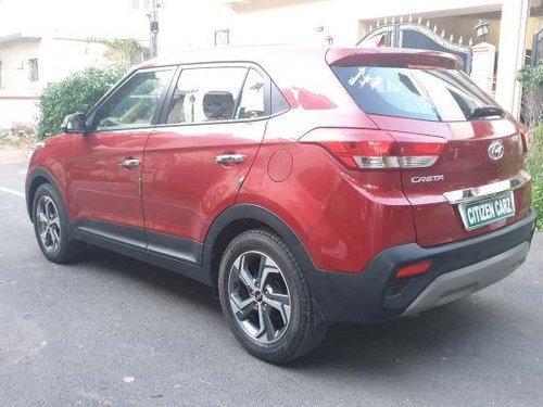 Used 2018 Creta 1.6 CRDi AT SX Plus  for sale in Bangalore