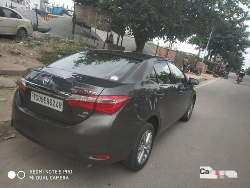 Used 2015 Corolla Altis D-4D GL  for sale in Hyderabad
