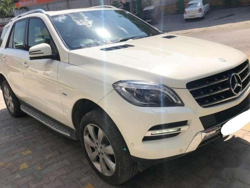 2012 Mercedes Benz M Class AT for sale