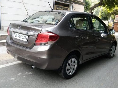 2013 Honda Amaze S i Dtech MT for sale at low price