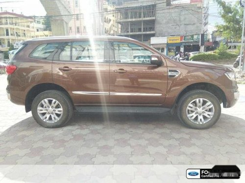 Ford Endeavour 2.2 Trend MT 4X4 2016 for sale