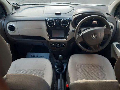 Renault Lodgy 85PS RxE MT 2016 for sale