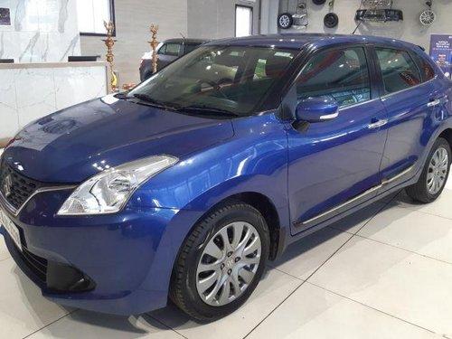 2017 Maruti Suzuki Baleno Zeta AT for sale