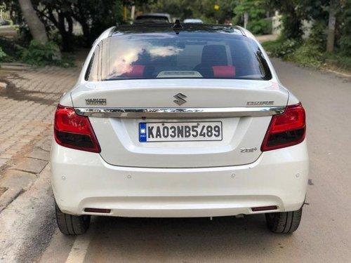 2017 Maruti Suzuki Dzire ZDi Plus MT for sale at low price