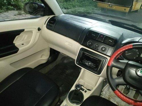 Used Skoda Fabia MT car at low price