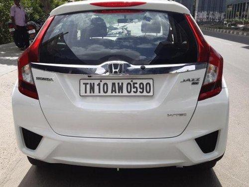Honda Jazz 1.2 SV i VTEC 2016 MT for sale