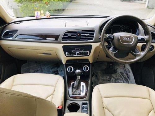 Used Audi Q3 AT 2012-2015 car at low price