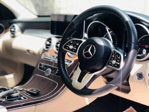 Mercedes Benz C-Class Progressive C 220d AT 2019 for sale