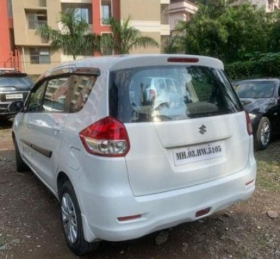 Used Maruti Suzuki Ertiga VXI CNG 2015 MT for sale