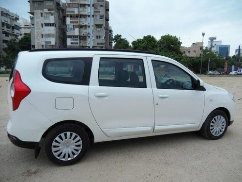 Renault Lodgy 85PS RxE 2017 MT for sale