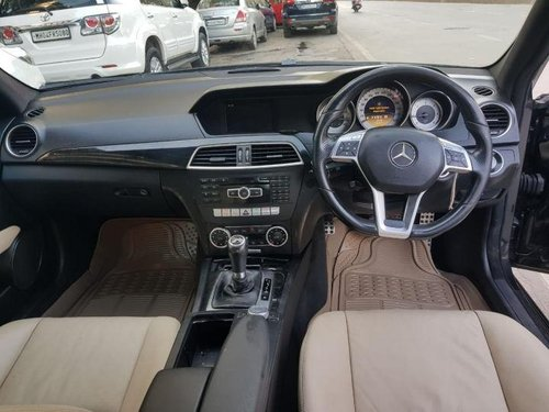 2012 Mercedes Benz C-Class AT for sale at low price