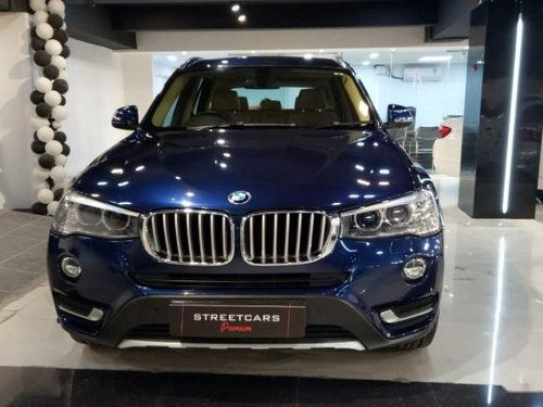 Used BMW X3 xDrive20d xLine AT 2014 for sale