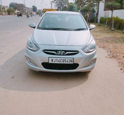 Used Hyundai Verna 1.6 SX 2012 MT for sale