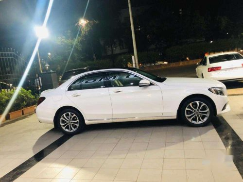 2017 Mercedes Benz C-Class AT for sale