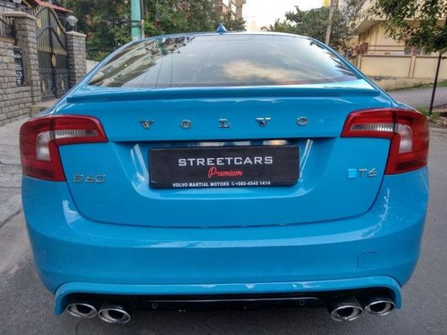 Volvo S60 Polestar T6 AT 2017 for sale