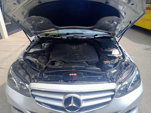 Mercedes Benz E-Class AT 2013-2015 2014 for sale