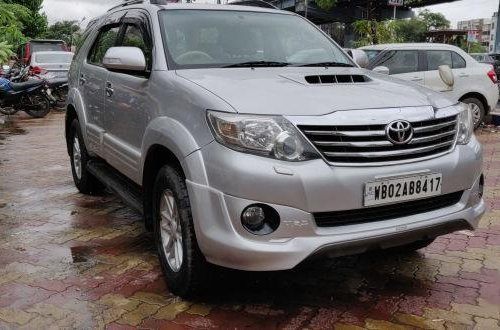 Toyota Fortuner 4x2 4 Speed AT 2012 for sale