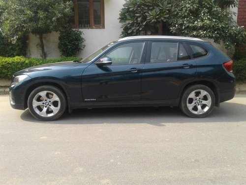Used BMW X1 sDrive20d AT car at low price