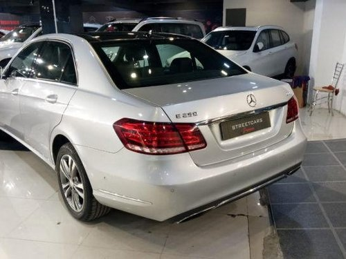 Used 2016 Mercedes Benz E-Class AT 2009-2013 for sale
