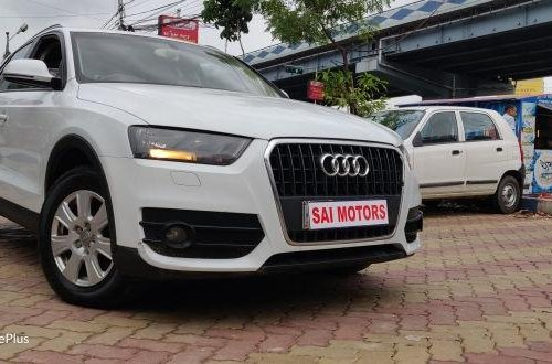 2014 Audi Q3 AT 2012-2015 for sale