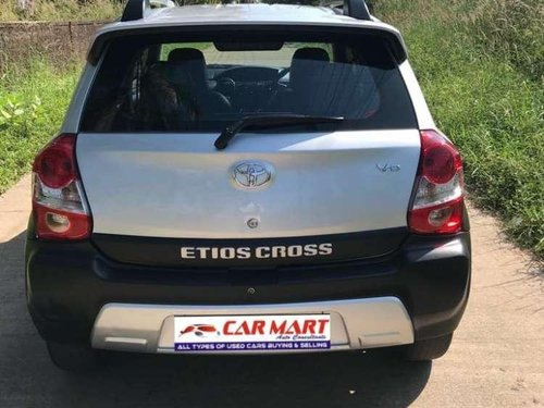 2015 Toyota Etios Cross MT for sale -7