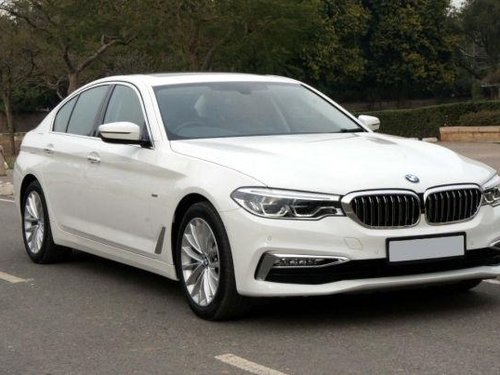 BMW 5 Series 520d Luxury Line AT 2018 for sale