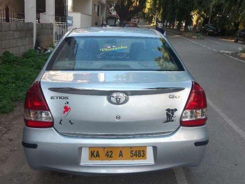 Toyota Etios GD SP*, 2016, Diesel MT for sale