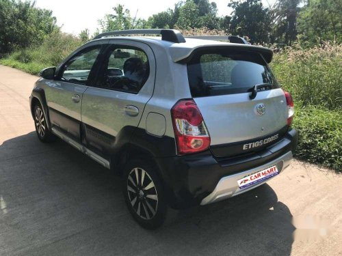 2015 Toyota Etios Cross MT for sale