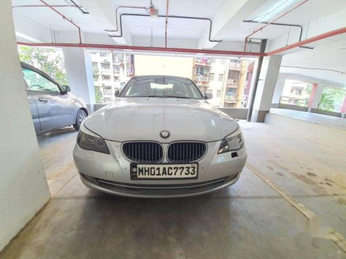 Used BMW 5 Series 525d Sedan AT car at low price