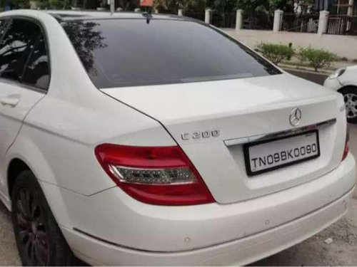 Used 2011 C-Class  for sale in Chennai