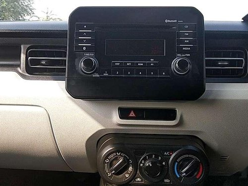Used Maruti Suzuki Ignis MT car at low price