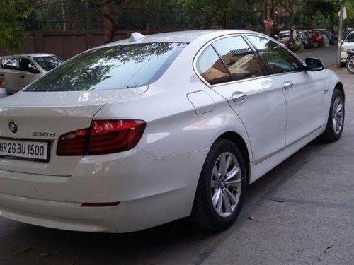 BMW 5 Series 2010-2013 530d Highline Sedan AT for sale