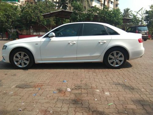 Audi A4 2014-2016 2.0 TDI Multitronic AT for sale