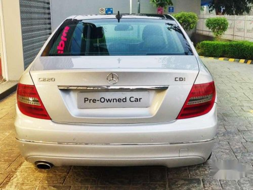 Used 2013 Mercedes Benz C-Class AT for sale