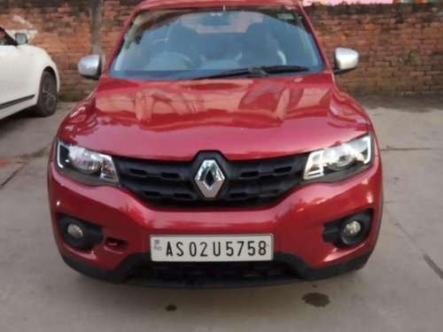 Renault Kwid 1.0 RXT AMT (O), 2017, Petrol AT for sale