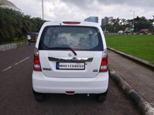 Used Maruti Suzuki Wagon R AMT VXI AT car at low price