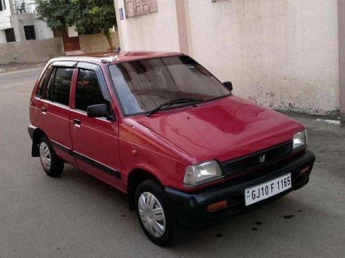 Used 2000 Maruti Suzuki 800 MT for sale