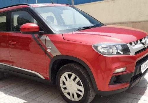 Maruti Vitara Brezza VDi Option MT For sale
