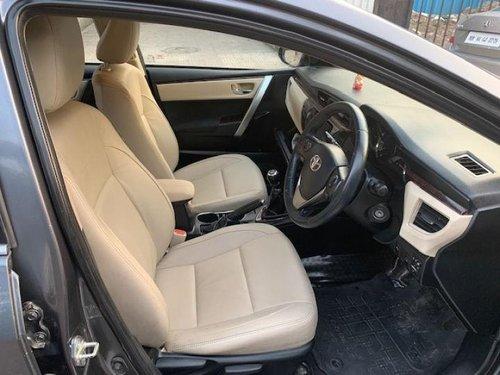 Used 2015 Toyota Corolla Altis D 4DG MT for sale