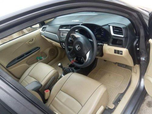 Honda Amaze S Option i-VTEC 2017 MT for sale