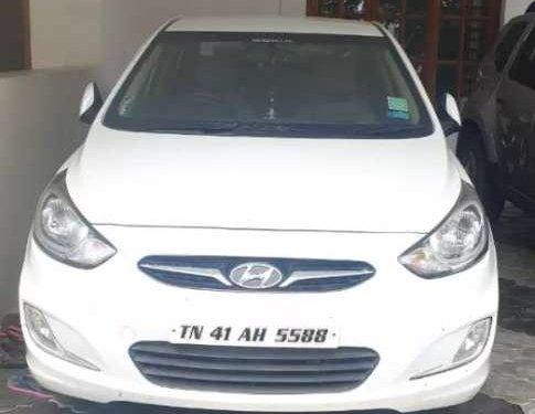 2013 Hyundai Verna MT for sale
