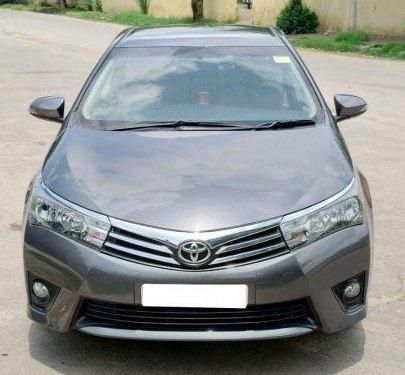 2014 Toyota Corolla Altis 1.8G MT for sale