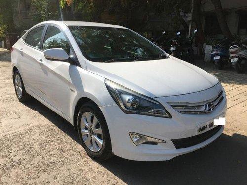 2015 Hyundai Verna MT for sale at low price