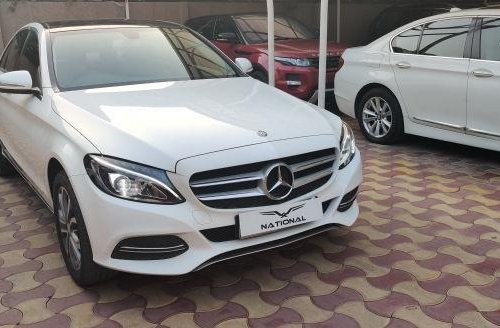 Used 2016 Mercedes Benz C-Class AT for sale